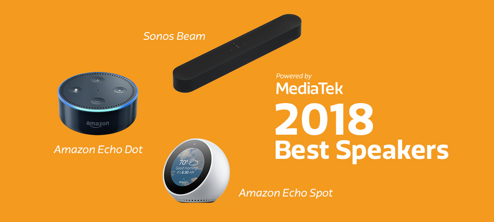 PC Mag picks best smart-speakers