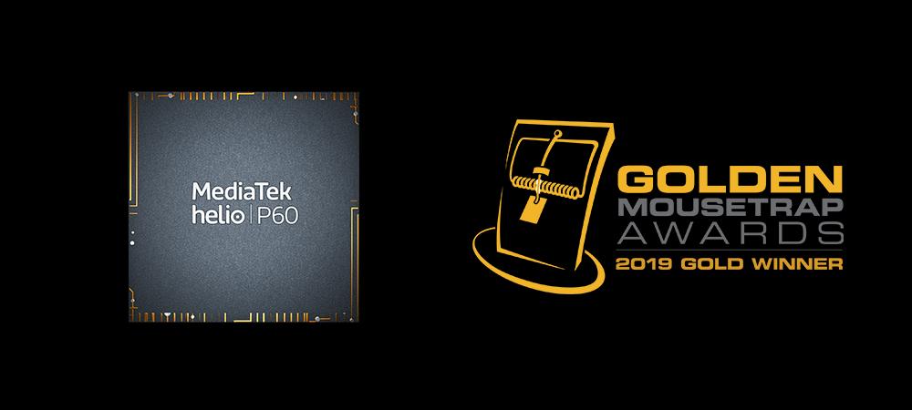 MediaTek wins a Golden Mousetrap Award 2019