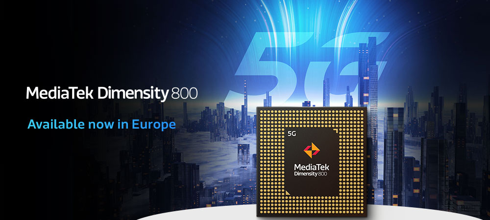 MediaTek Dimensity 5G chips hit Europe!
