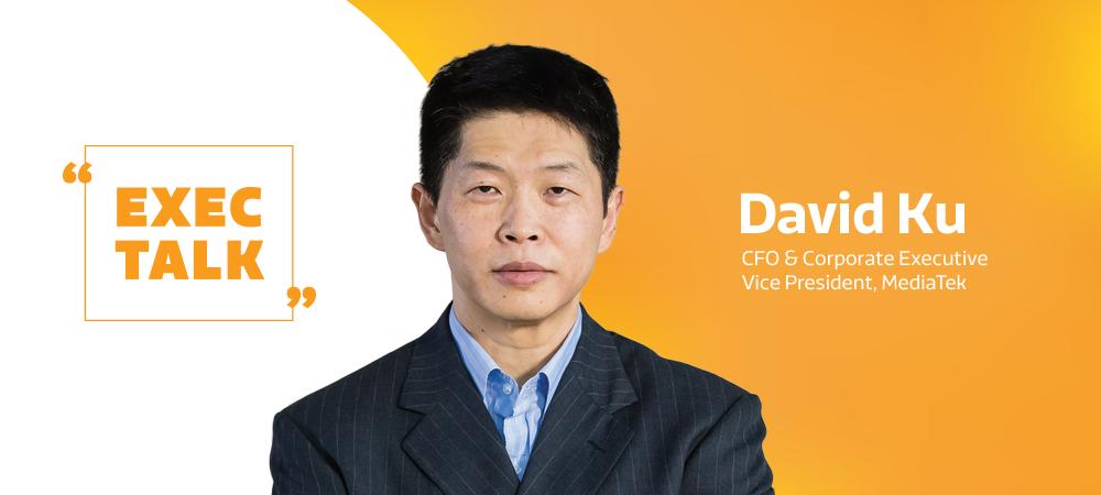 Q&A with David Ku, CFO & Corporate Executive Vice President