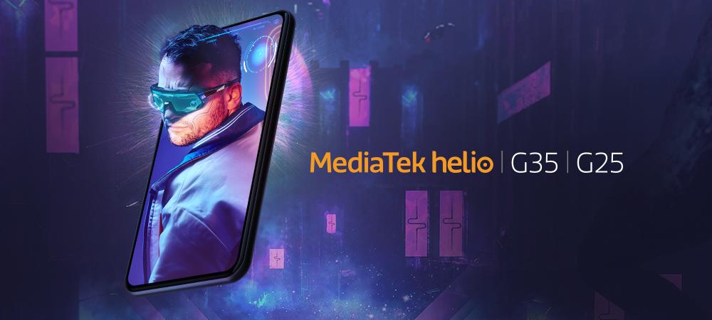 8 Best Features of the MediaTek Helio G35 & G25