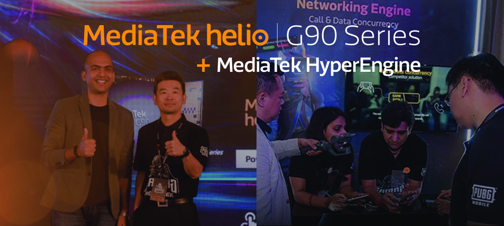 MediaTek Helio G90 Series Event Details & Downloads