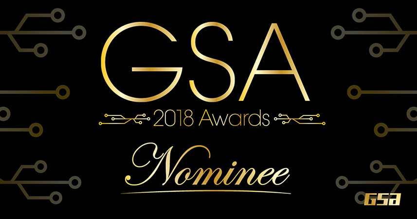 MediaTek is a finalist in the 2018 GSA Awards