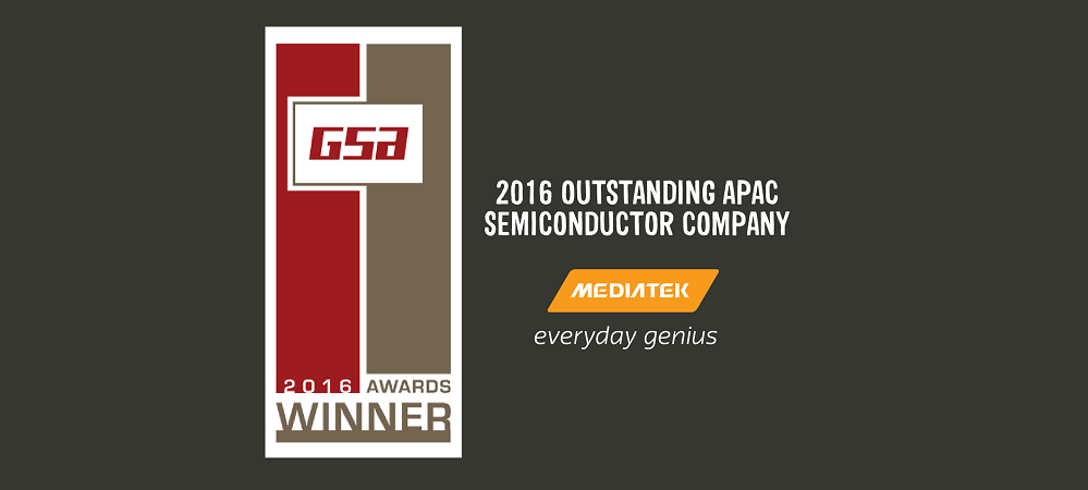 MediaTek wins Asia-Pacific Outstanding APAC Semiconductor Company Award