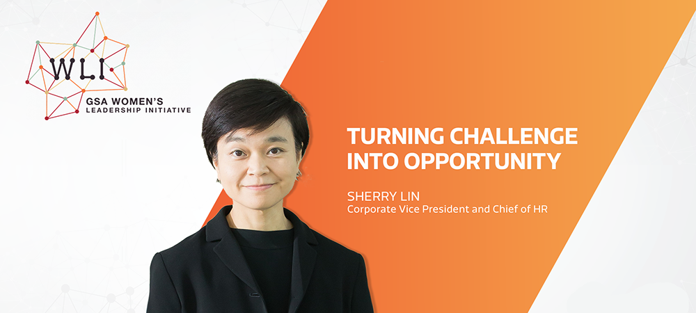 Turning Challenge into Opportunity, by Sherry Lin, MediaTek CHRO & Corporate Vice President