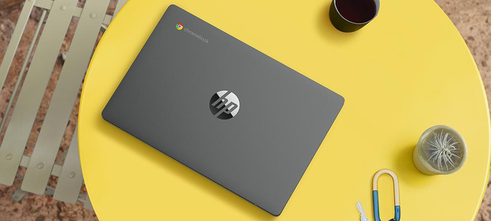 HP Chromebook 11a powered by MediaTek MT8183