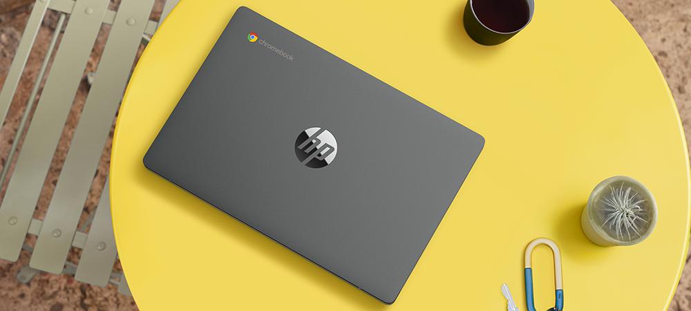 HP Chromebook 11a powered by MediaTek MT8183