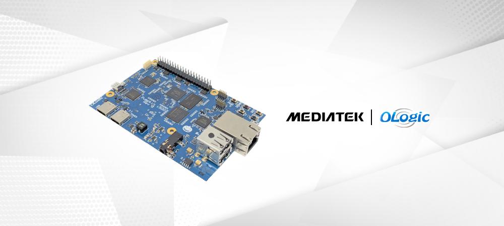 OLogic & MediaTek collaborate to create the Pumpkin i500 EVK