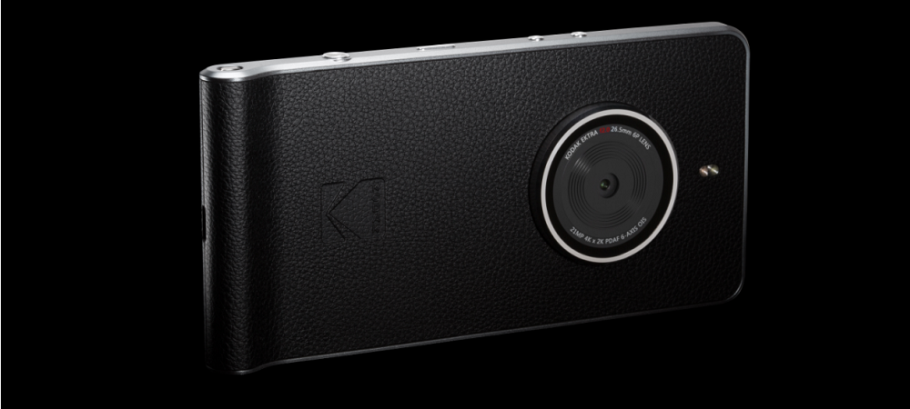 KODAK picks MediaTek Helio X20 to power its EKTRA camera-focused smartphone