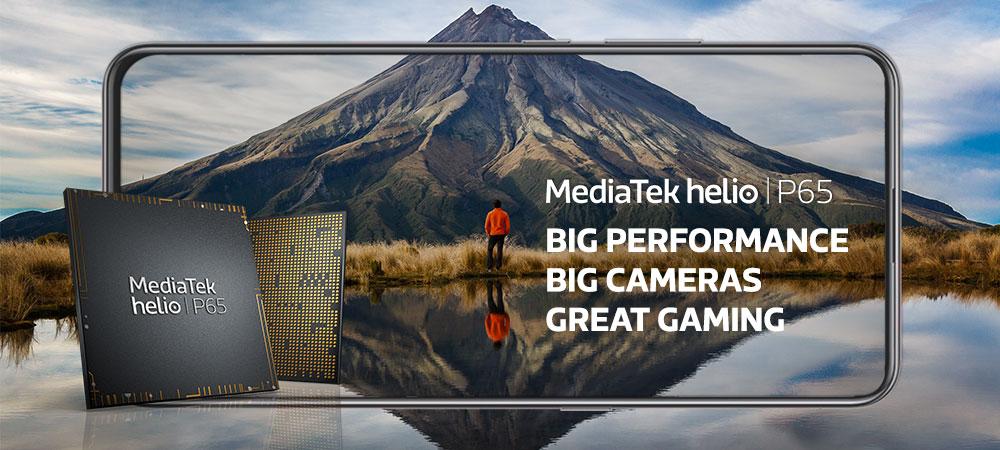 MediaTek Helio P65 launches