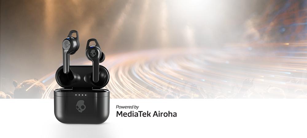 Skullcandy Indy™ ANC True Wireless Earbuds powered by MediaTek Airoha