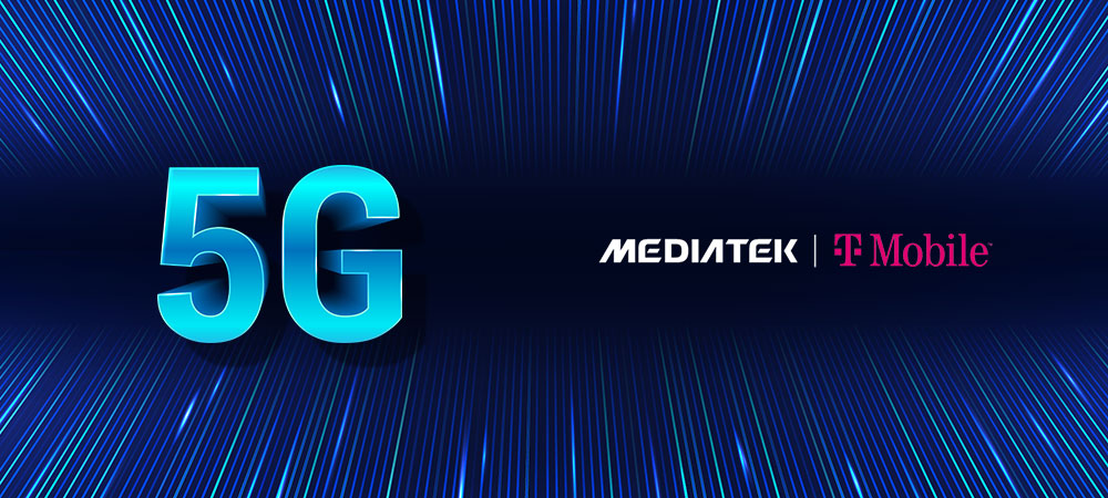T-Mobile, Ericsson, LG & MediaTek achieve a World's First 5G NR with Carrier Aggregation