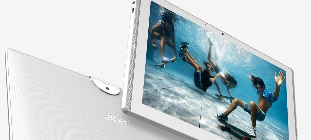 Acer Iconia One 10 (A40) powered by MT8167