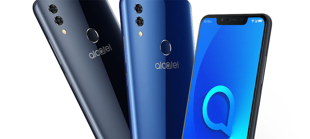 Alcatel 5V launches, powered by MediaTek Helio P22
