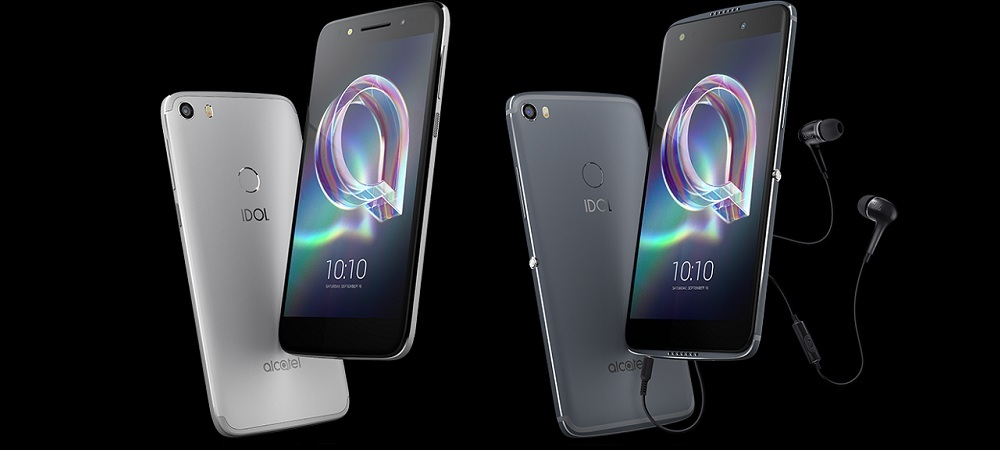 Alcatel launches its IDOL 5 and IDOL 5S smartphones