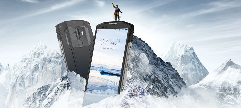 IP68 ruggedized Blackview BV9000 smartphone announced