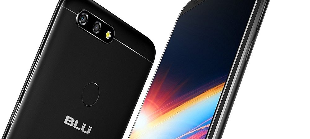 "BLU VIVO X with ""Super-Selfie"" and Quad Cameras"