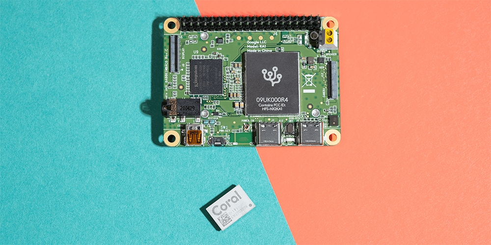 Google Coral Dev Board Mini powered by MediaTek i300A
