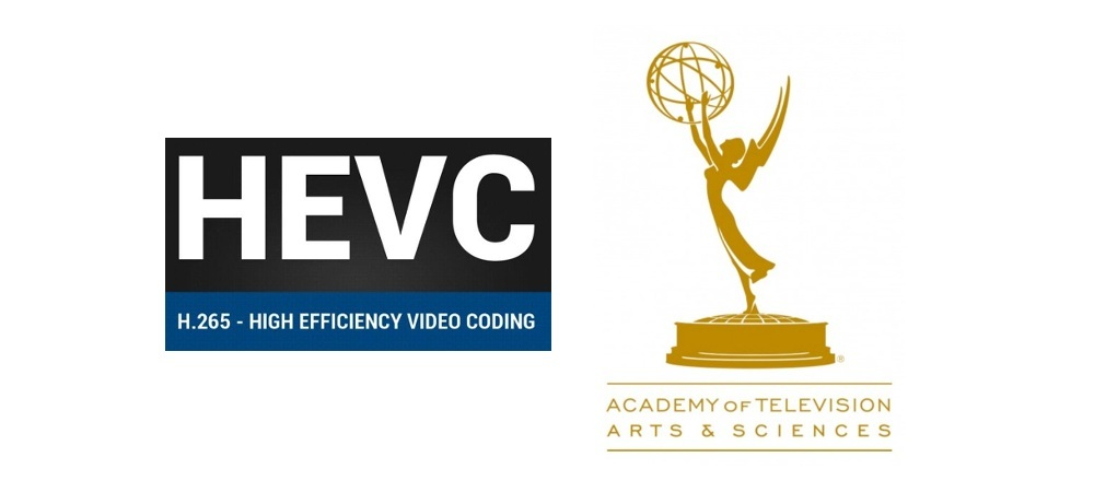 HEVC codec, created by JCT-VC, wins 2017 Primetime Emmy Engineering Award
