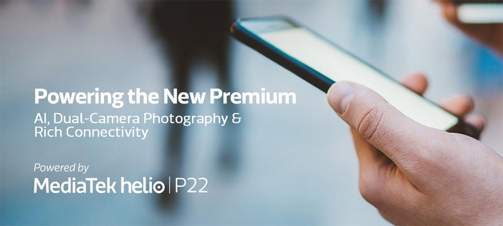 MediaTek Helio P22 Launches