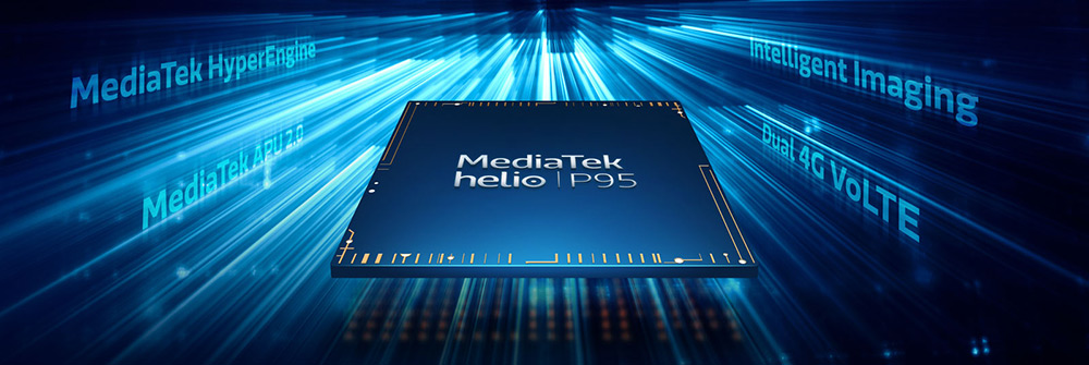 9 best MediaTek Helio P95 features