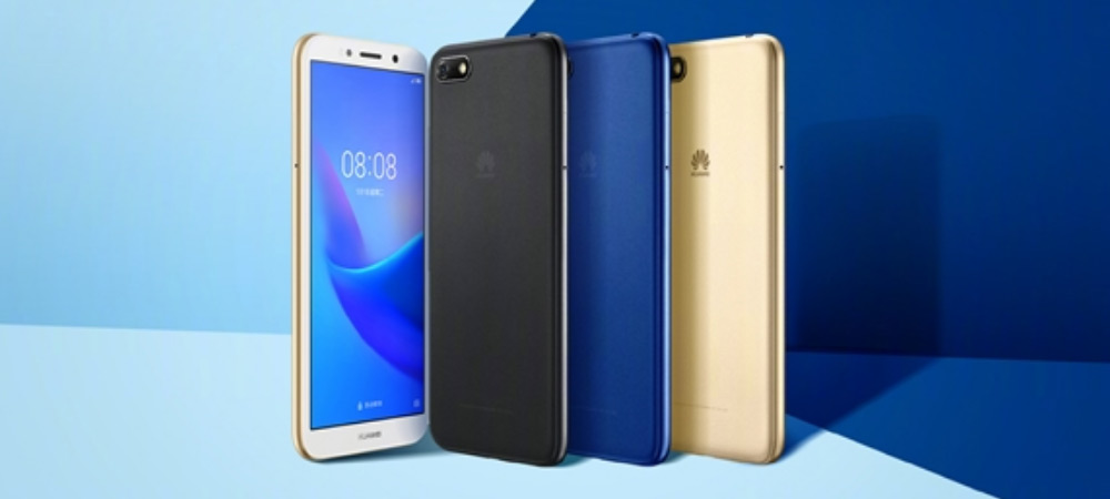 Huawei Enjoy 8e Youth powered by MT6739