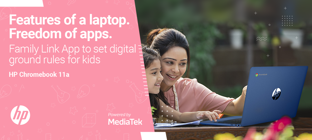 HP Chromebook 11a powered by MediaTek launches in India