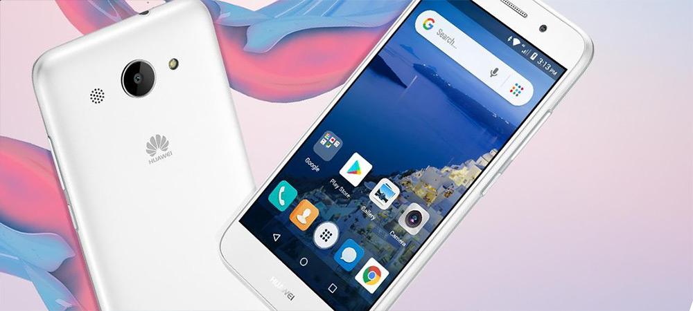 Android Go: Huawei Y3 (2018) powered by MediaTek MT6737