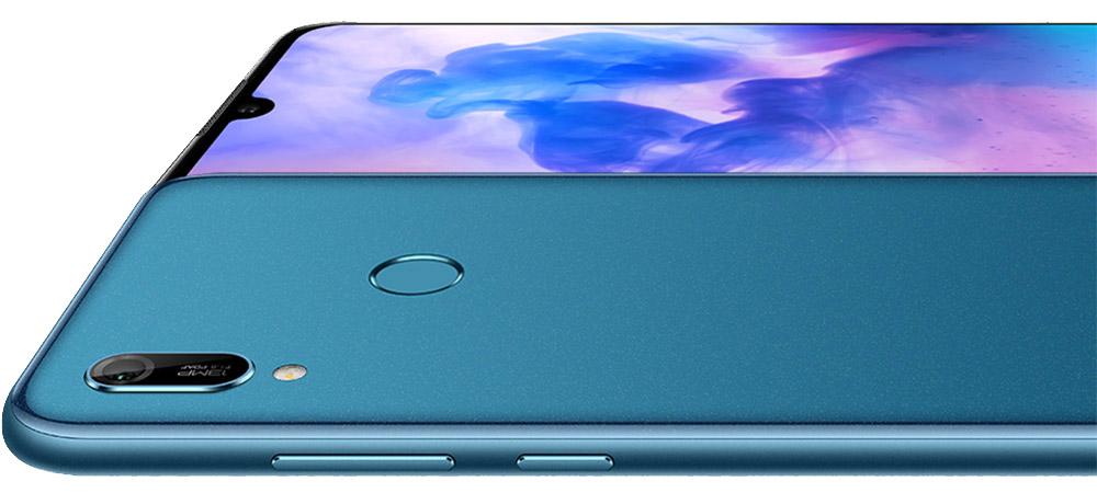 Huawei Y6 Prime (2019) powered by MediaTek Helio A22