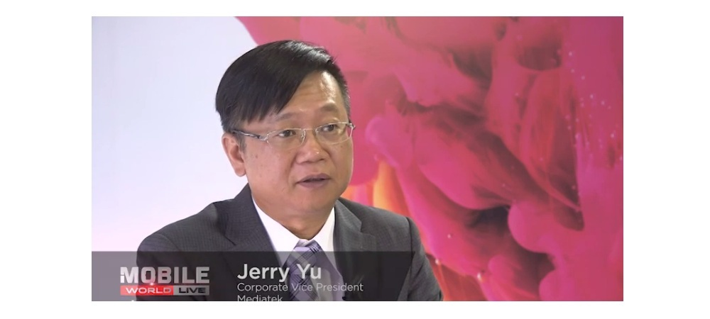 Interview with Corporate VP, Jerry Yu, on the NB-IoT opportunity