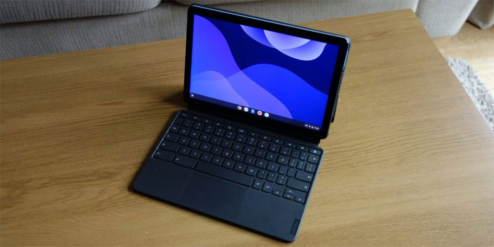 Lenovo Chromebook Duet scores 90% at Trusted Reviews