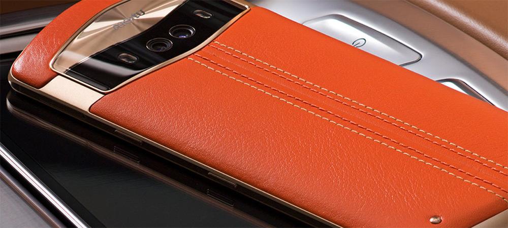 Meitu V6 Luxury Smartphone powered by Helio X30