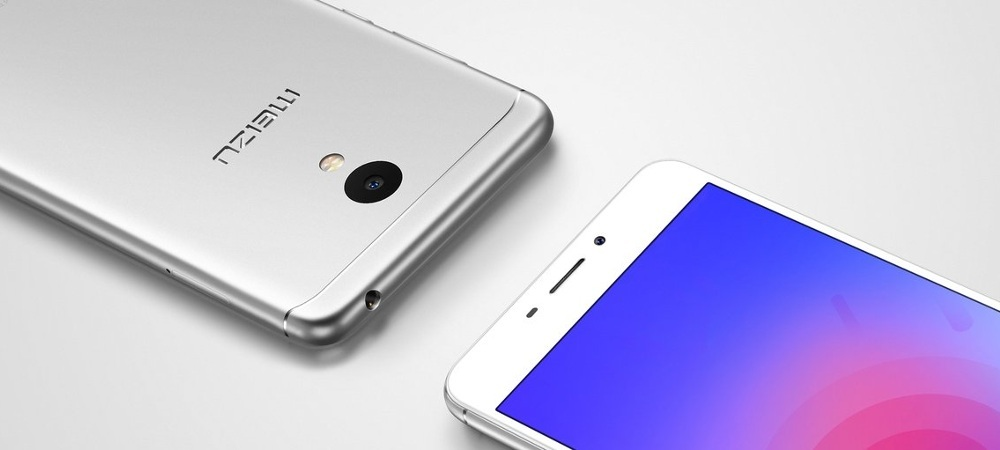 Meizu M6 launches in China