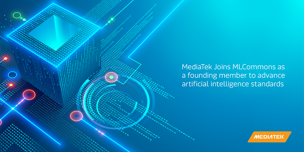 MediaTek Joins MLCommons to Advance Artificial Intelligence Standards