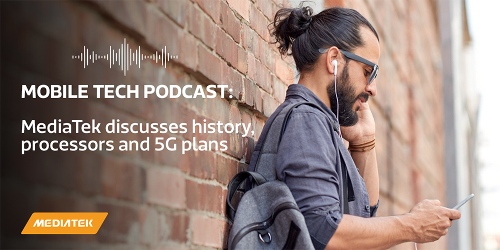 Mobile Tech Podcast discusses MediaTek 5G plans