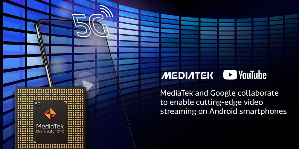 MediaTek and YouTube enable AV1 video streams on Android