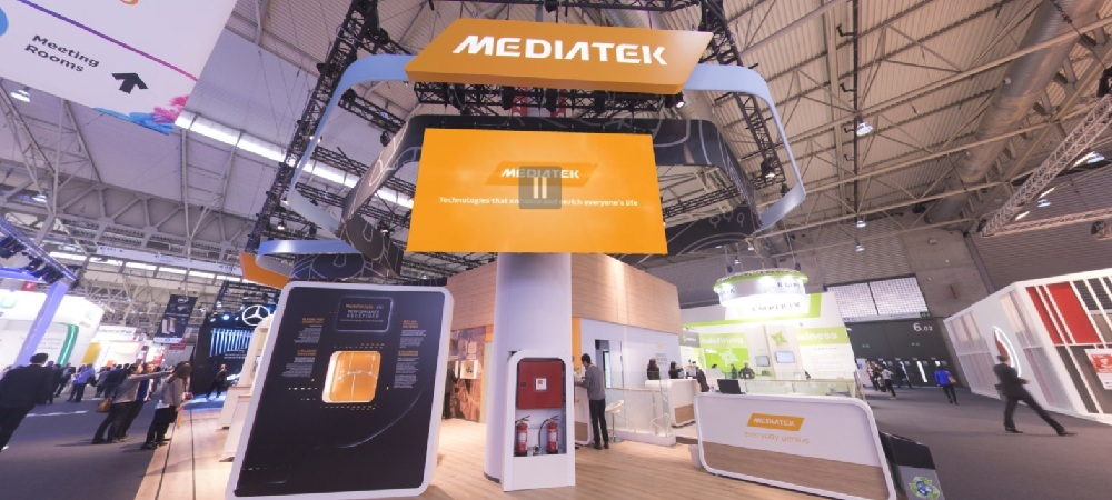 360 degree virtual tour of MediaTek at MWC 2017