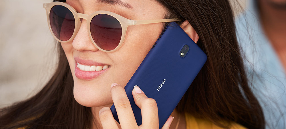 Nokia 1 Plus with dual 4G SIM and VoLTE