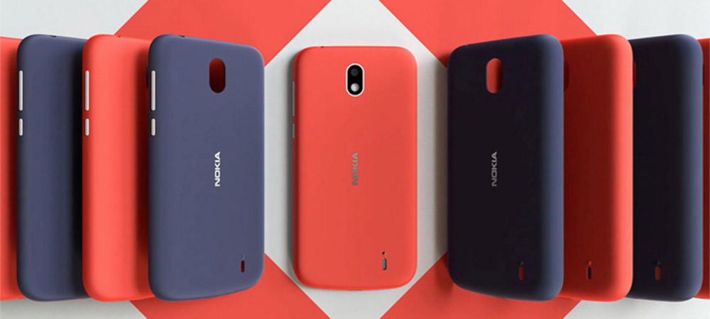 Nokia 1 - Small but Smart Android Oreo Go Edition smartphone
