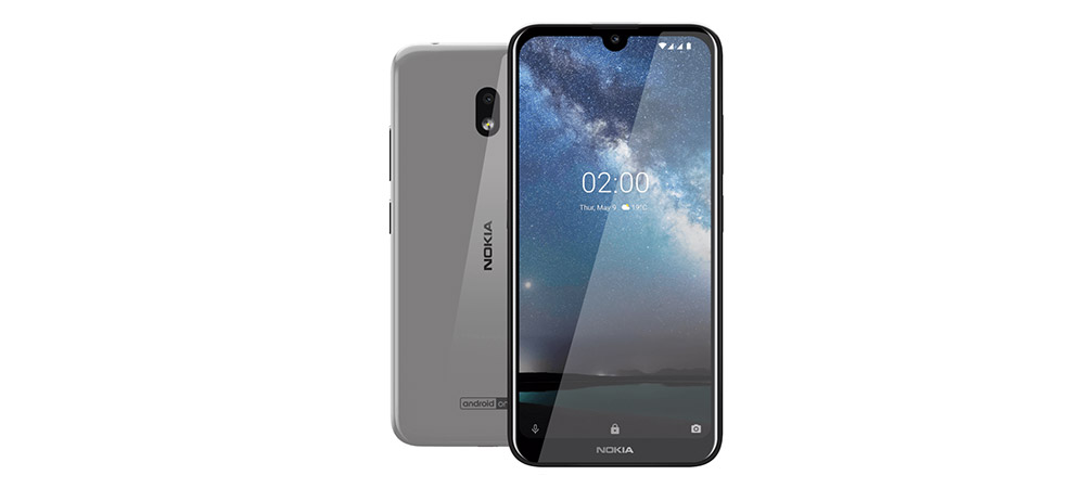 Nokia 2.2 launches in India
