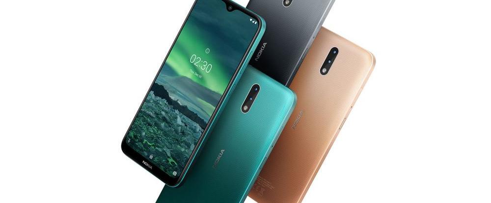 Nokia 2.3 powered by MediaTek Helio A22