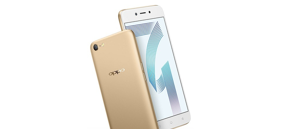 Oppo A71 - Powered by MT6750 Octa-core