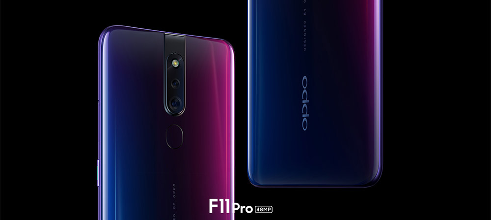 Oppo F11 Pro features MediaTek Helio P70
