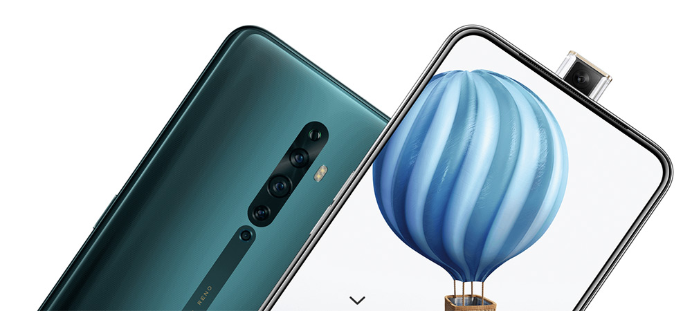 OPPO Reno 2F launches powered by MediaTek Helio P70