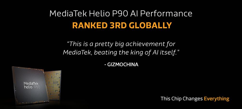 Smartphone AI Processor Ranking (1H2019) – MediaTek Helio P90 hits 3rd place