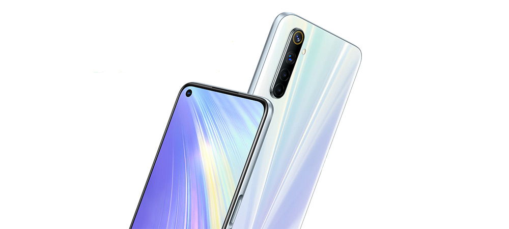 realme 6 launches in Europe powered by MediaTek Helio G90T