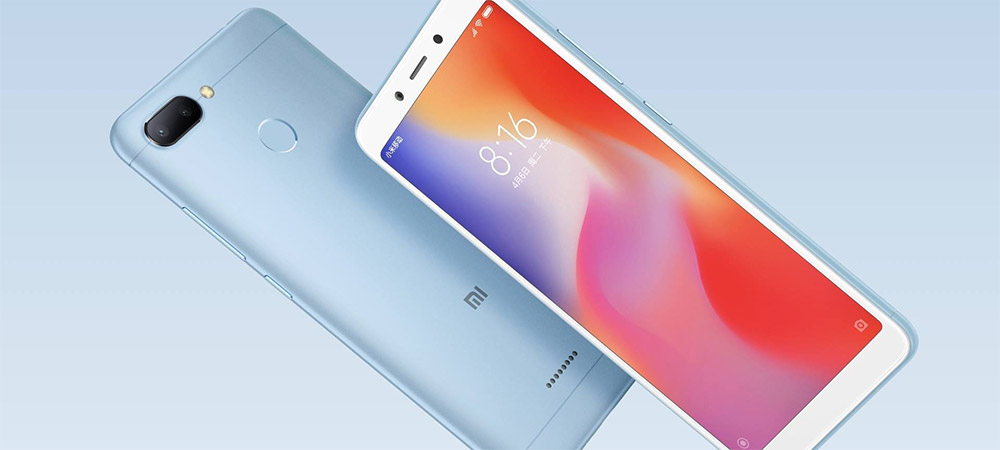 Xiaomi Redmi 6 and Redmi 6A now available in India