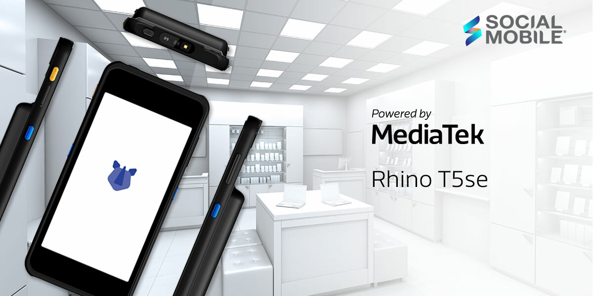 Case Study: Social Mobile Rhino T5SE powered by MediaTek AIoT 500P