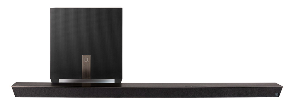 Studio Slim 3.1 connected soundbar by Definitive Technology