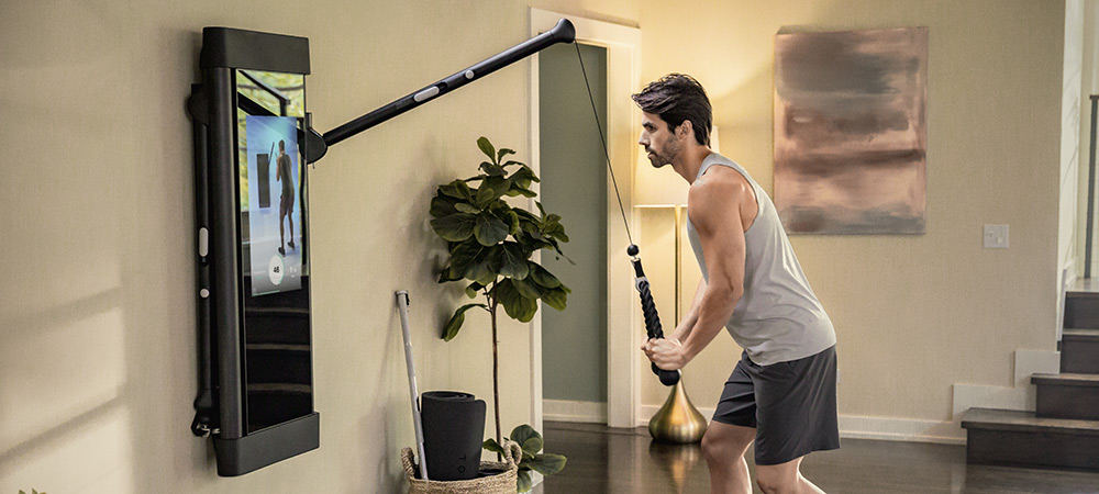 Tonal smart home fitness, powered by MediaTek
